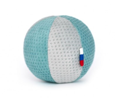 Мячик бирюзовый  | 6 см
