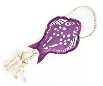 Морской скат фиолетовый