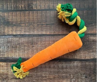 Морковка с канатиком МАКСИ