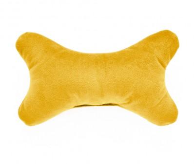 Игрушка КОСТОЧКА / микровелюр, желтый