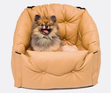 Автокресло для перевозки собак  | б...