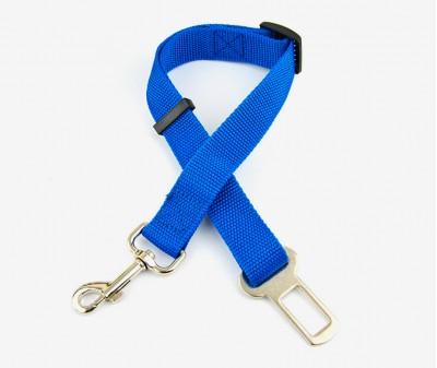 Ремень безопасности 30-60 см , синий