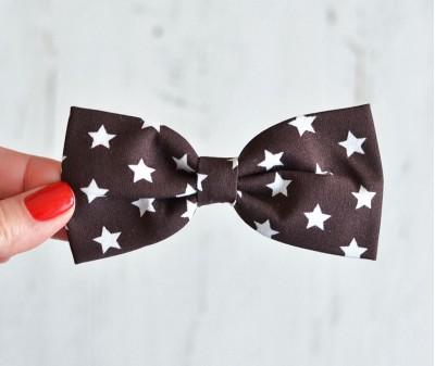 """Бабочка """"Stars Brown"""""""