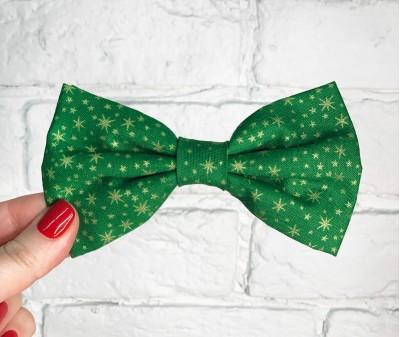 """Бабочка """"Fantastic Stars Green"""""""