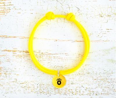 Шнурок   | желтый Neon