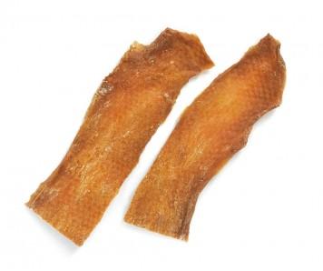 Вымя говяжье, слайсы 10-15 см |  100 гр