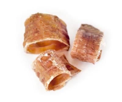 Трахея говяжья кольцами 3 см   50  гр