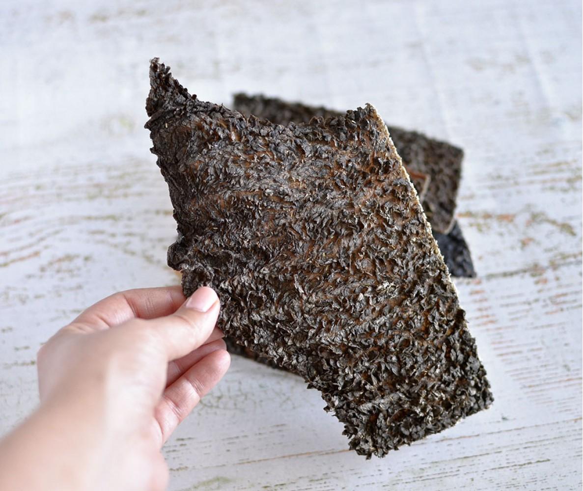 Рубец говяжий для собак, слайсы 10-20 см