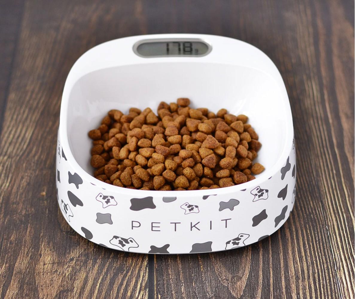 Миска со встроенными весами PETKIT | коровки
