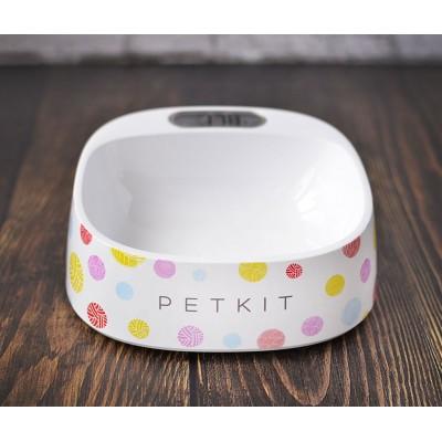 Миска-весы PETKIT | кружочки