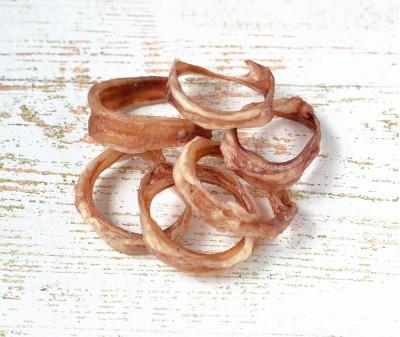 Трахея говяжья кольцами 1 см