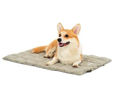 Коврик для путешествий с собакой | Лен