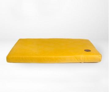 Лежак для собак 70 x 50 см | желтый...