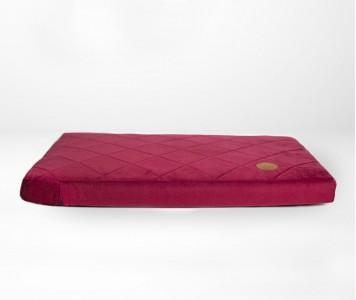 Лежак для собак 70 x 50 см | вишня...