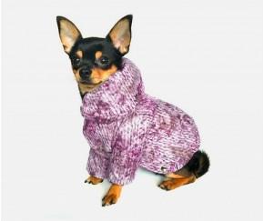 Куртка  с воротником | розовая...