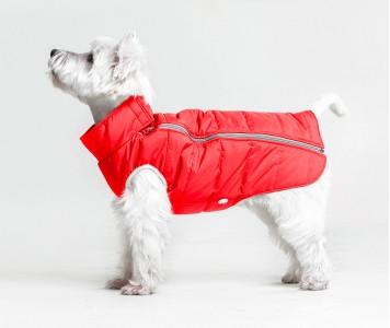Куртка Active красный | S...
