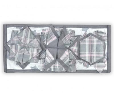 Нюхательный коврик 50*23 / серый