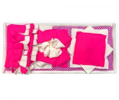 Нюхательный коврик 50*23 / розовый