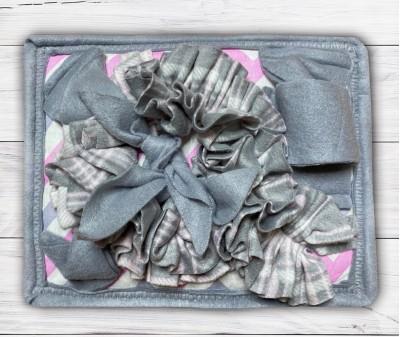 Нюхательный коврик Minik 26*22 / серый