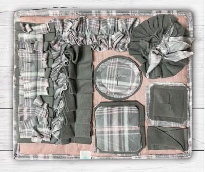 Нюхательный коврик 45*40 / серый