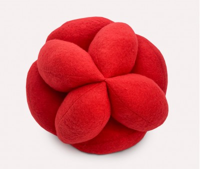 Нюхательный Болл,  диаметр 20 см  / красный
