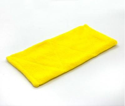 Тряпочка-рулетик для нюхательных игрушек, желтая
