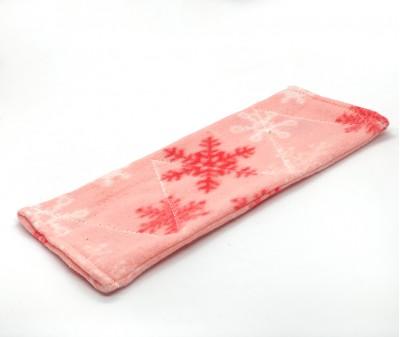 Тряпочка-рулетик для нюхательных игрушек, розовая