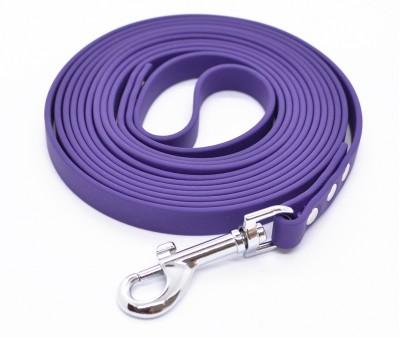 """Поводок из биотана Woofy """"Juno"""", фиолетовый- 12 мм * 5 м"""