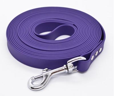 """Поводок из биотана """"Juno"""", фиолетовый - 19 мм * 5 м"""